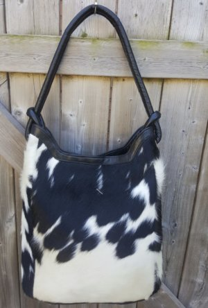 Leather Slouch Bag Original Cowhide By