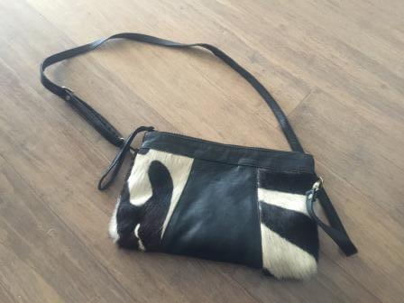 Cowhide Clutch Bags Australia Leather
